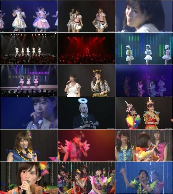 (LIVE)(公演) NMB48 チームN「ここにだって天使はいる」公演 山本彩 生誕祭 160726