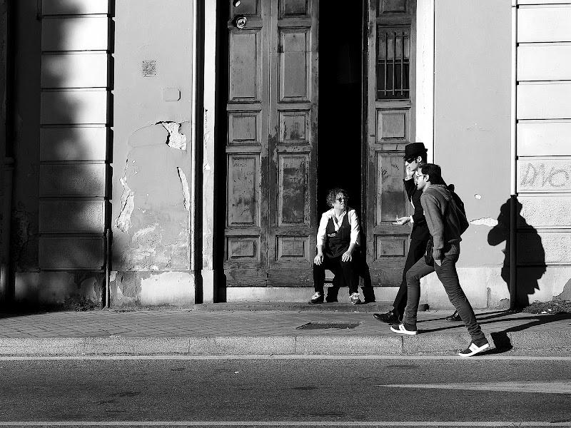 Sulla soglia di Fabrizio Franceschi