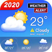 WeatherForecast: Real-Time Weather & Alerts