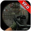 kill target sniper 3d shooting icon