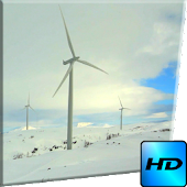 Windmills Live Wallpaper