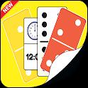 Domino game for WAStickerApps icon