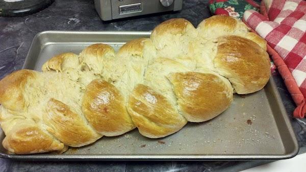 Amish Egg Bread Recipe
