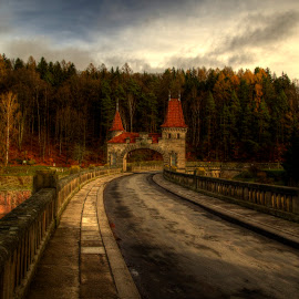 Les Kralovstvi  by Michal Valenta - Digital Art Places