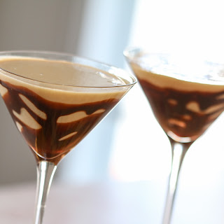 Tiramisu Martini.