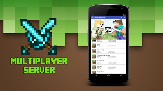 Multiplayer for Minecraft PE Screenshot