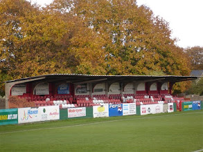 Photo: 30/10/10 v Bashley (Southern League Prem Div) 0-2 - contributed by Gyles Basey-Fisher