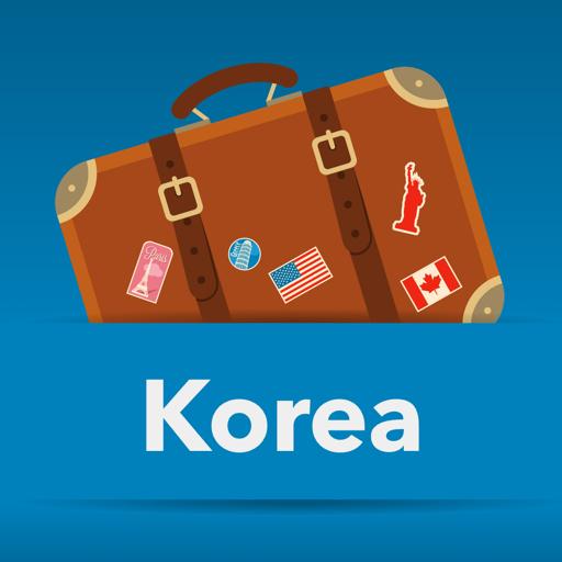 Korea offline map