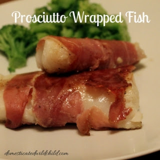 Prosciutto Wrapped Fish Fillets Recipes