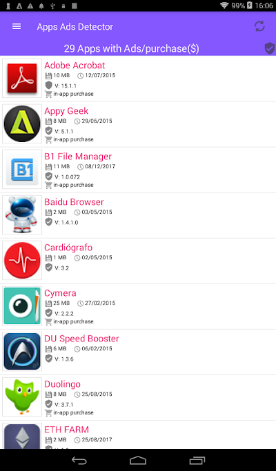 Apps Ads Detector (Does not block) APK Download - Apkindo co id