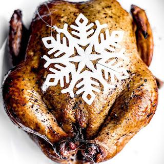 Gluten Free Smoked Rosemary Chicken.