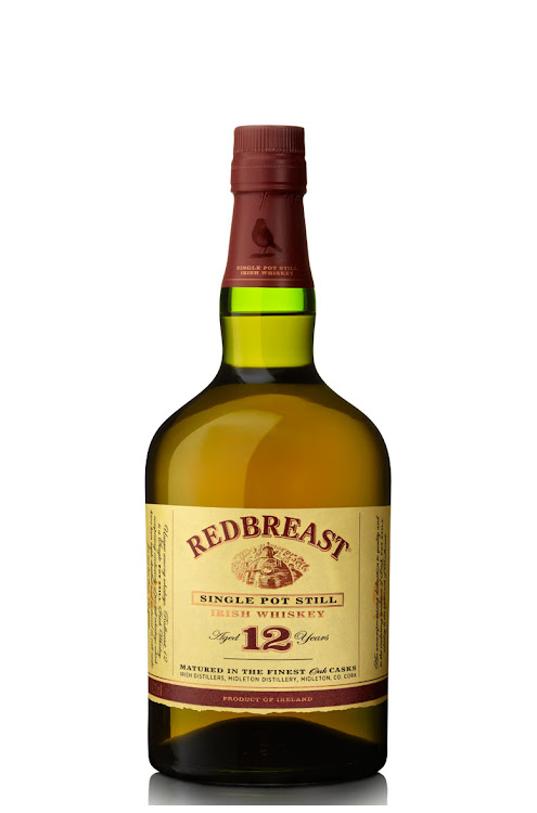Logo for Red Breast 12 Year Old