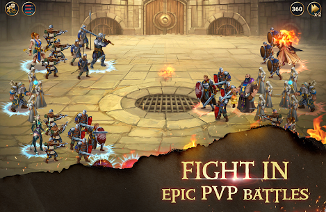 Chaos Lords Tactical RPG-mobile legendary PvE game 2