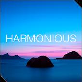 XPERIA™ Harmonious Theme