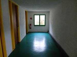 La Tourette - korytarze