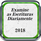 Examine as Escrituras Diariamente 2018