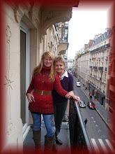 Photo: Paris Hotel Altona and Éva Ilona royal sybilla and oracle Judith * Hungarian Sibyls in Paris, remembering mlle Lenormand, esoteric Tour * www.lenormand.hu
