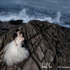 Wedding photographer Kel Li (kellihk). Photo of 07.04.2017