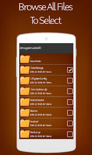 rar Unrar Zip & Unzip File app 1.4 screenshots 2