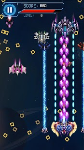 Galaxy Shooter: Space Shooter - náhled