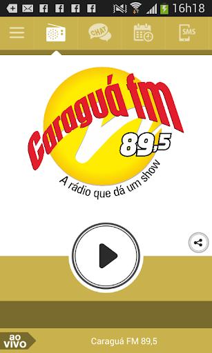 Caraguá FM 89 5