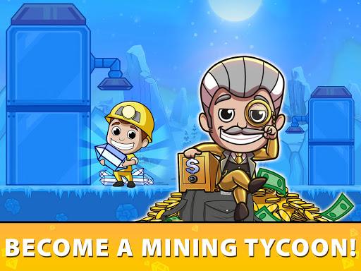 Idle Miner Tycoon - Mine Manager Simulator 3.08.0 screenshots 8