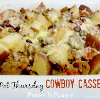 Crockpot Cowboy Casserole