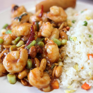 P.F. Chang's Kung Pao Shrimp