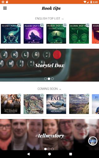 Storytel for PC
