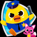 Pinkfong The Police icon