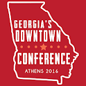 Georgia Downtown Conference icon