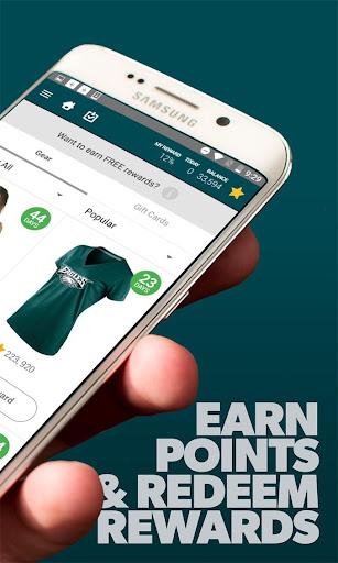 Philadelphia Football Rewards  screenshots 2