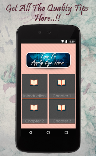 玩免費生活APP|下載Tips To Apply Eye Liner app不用錢|硬是要APP