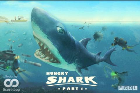 Hungry Shark screenshot 1