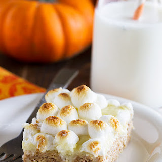 Pumpkin Spice S'mores Treats