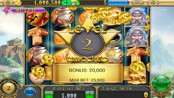 Titan Slots™ screenshot 02