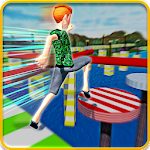 Stuntman WipeOut Run Adventure Icon