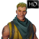 Fortnite Skin Wallpaper HD New Tab Background Icon