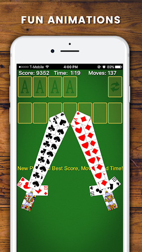 Solitaire filehippodl screenshot 4