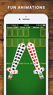Solitaire App Latest Version Download For Android and iPhone 4