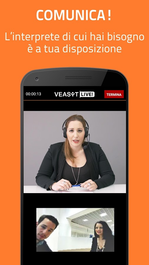 VEASYT Live!- screenshot