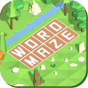 Word Maze 1.0.1 APK by.squareroot.wordmaze.beta by Word Search Games