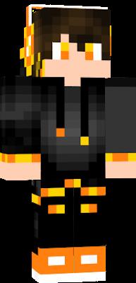 flame boy full clor gold