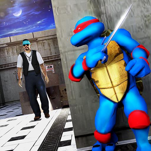 Turtle Hero Escape: Survival Prison Escape Story (game)