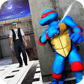 Turtle Hero Escape: Survival Prison Escape Story