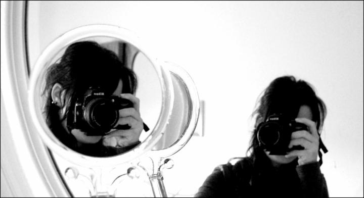 Self portrait di Paola Ambrosanio