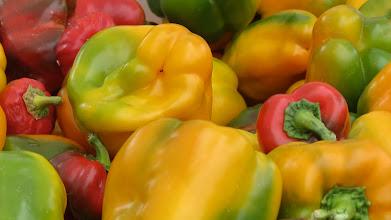 Photo: Peppers,Santa Fe Farmers Market