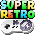 SuperRetro16 ( SNES Emulator ) icon