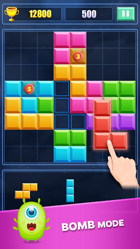 Block Puzzle u2013 Brick Classic 2020 1.2 screenshots 5