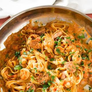 Andouille Sausage Shrimp Pasta Recipes.